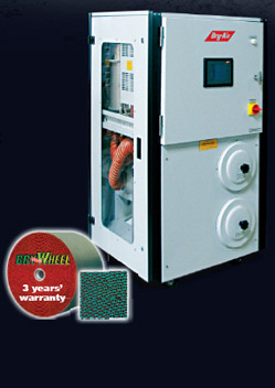 Resin Dryers with BryWheel