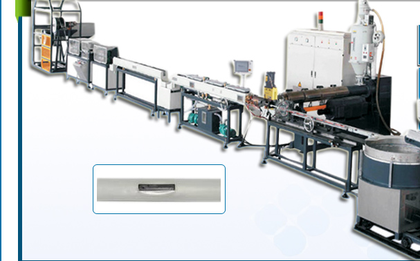 Flat Inline Drip Pipe Extrusion Line