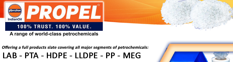 lab, pta, meg, lldpe, hdpe IndianOil