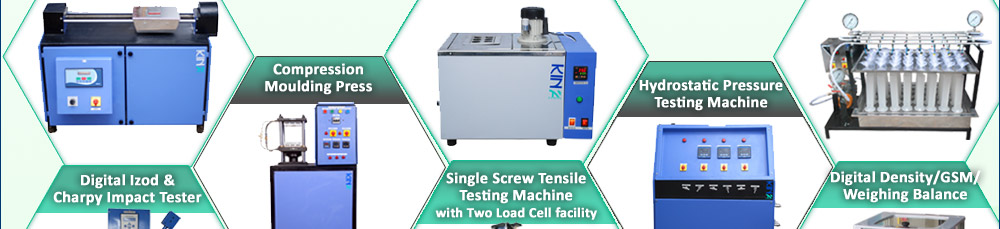 Single Screw Tensile Testing Machine with Two Load Cell facility