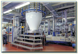 Complete blown film solution for pouch, lamination, barrier, shrink, stretch cling, bags and technical films