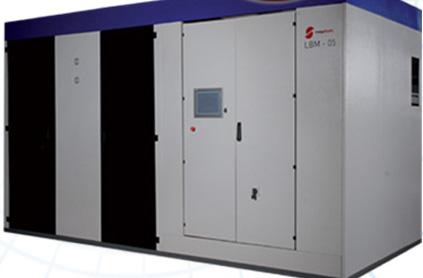 LBM - 05, 5 Cavity Stretch Blow Moulding Machines