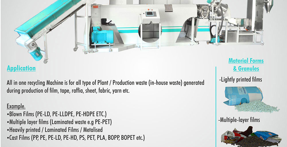 recycling-machine-production