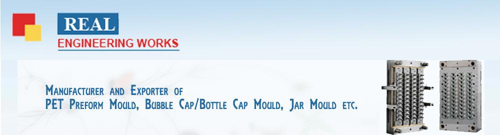 Real-Engg-manufacturer-PET-Preform-Mould-Bubble-Cap