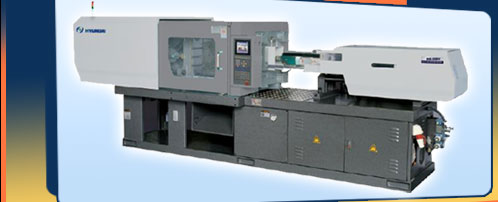 Injection Molding Machine - HG Series