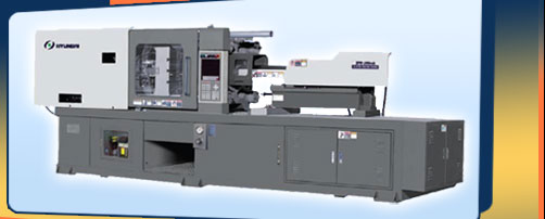 Injection Molding Machine - SPE Series