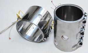 Industrial Heaters Ceramic Jacket Band Heaters High Watt