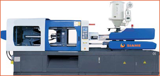 High Speed Plastic Injection Molding Machine, Automation
