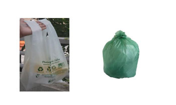 Compostable Biopolymer Bags