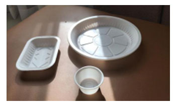 Compostable Trays/ Plates/ cups