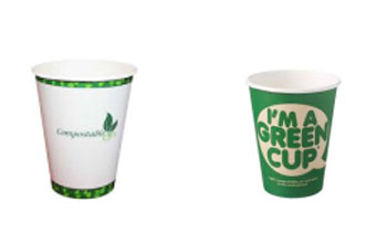 Paper Cup with PLA Lining